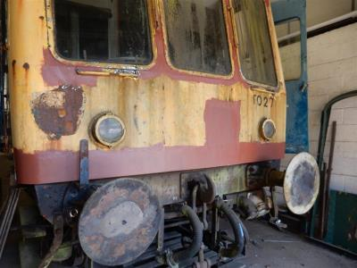 Class 108 Restoration Update, May 2017