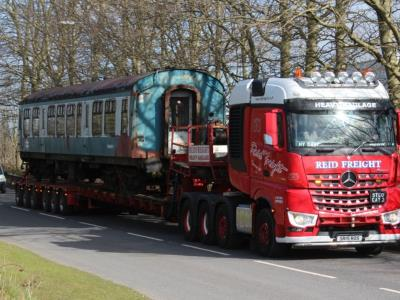 Moving the DMU to Thornton