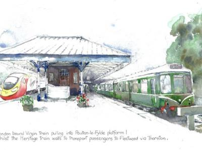 Poulton Station Alternative Proposal